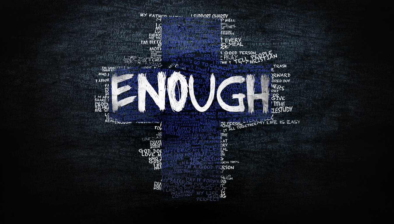 """Enough"" Series: Colossians 1"