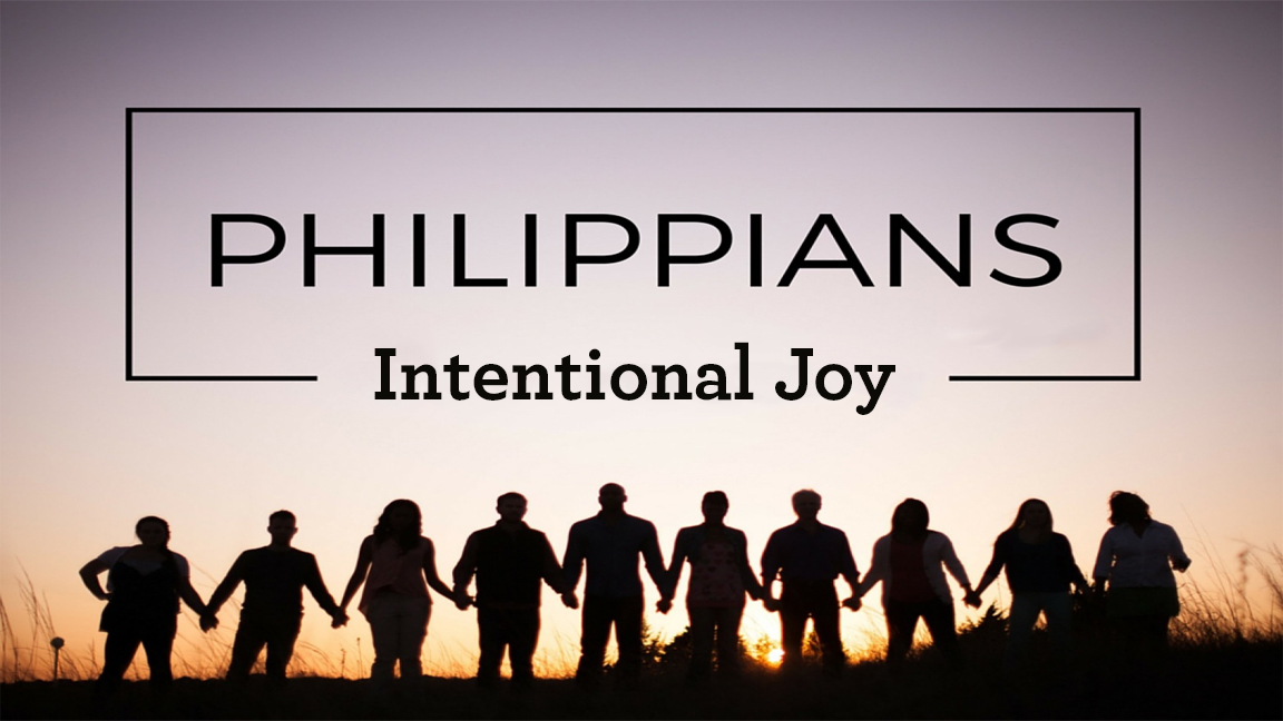 Philippians 4 – Joy is Active